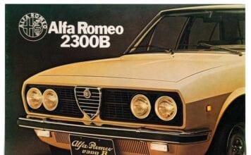 Alfa 2300 B 1