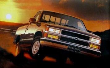 Chevrolet Silverado DLX 1997 04