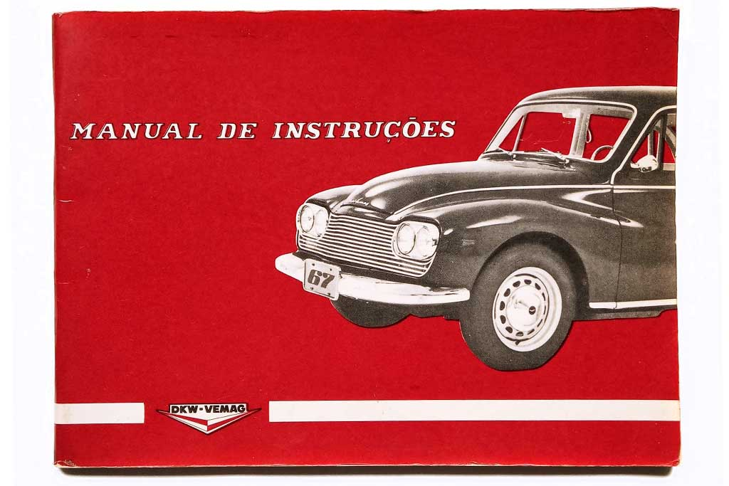 Manual-DKW-1967-1
